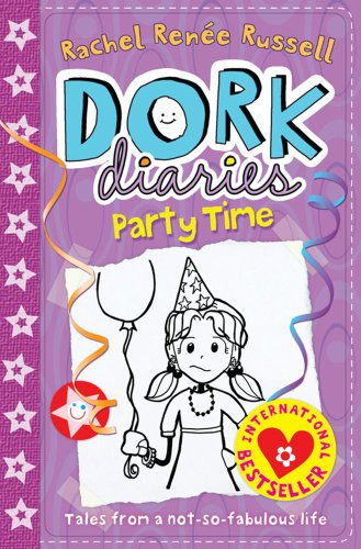 9781847387424: Dork Diaries: Party Time