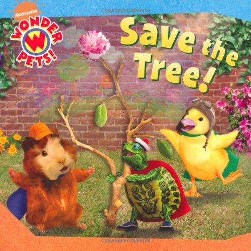 9781847387806: Wonder Pets Save the Tree