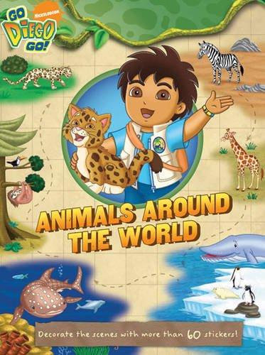 9781847388162: Diego's Animals Around the World (