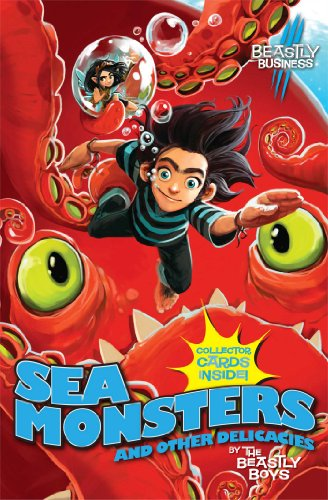 9781847388384: Sea Monsters and Other Delicacies (Awfully Beastly Business)