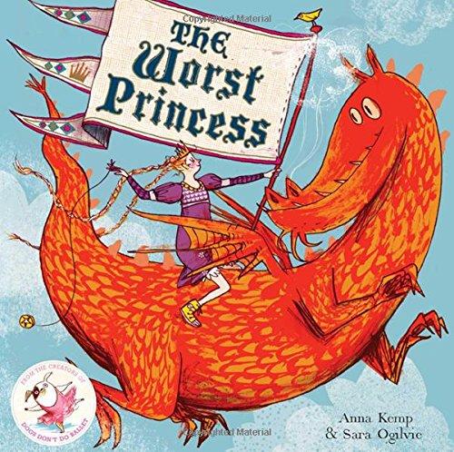 9781847388759: Worst Princess
