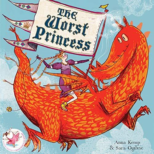9781847388766: Worst Princess