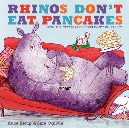 9781847388773: Rhinos Don't Eat Pancakes