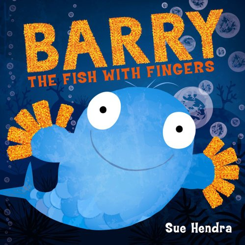 9781847389206: Barry the Fish with Fingers