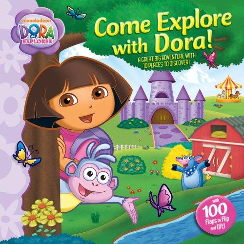 9781847389657: Come Explore with Dora! (Dora the Explorer)