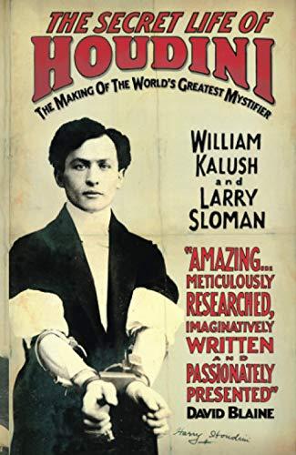 9781847390820: Secret Life of Houdini