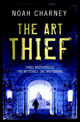 9781847391414: The Art Thief