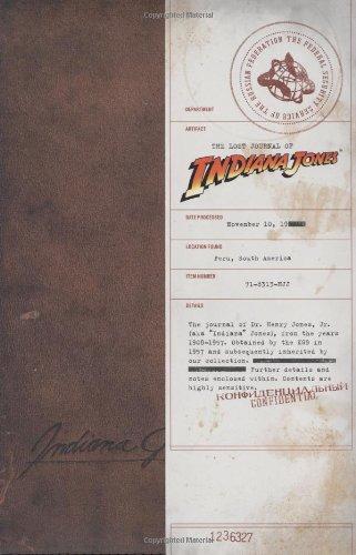 9781847392145: The Lost Journal of Indiana Jones