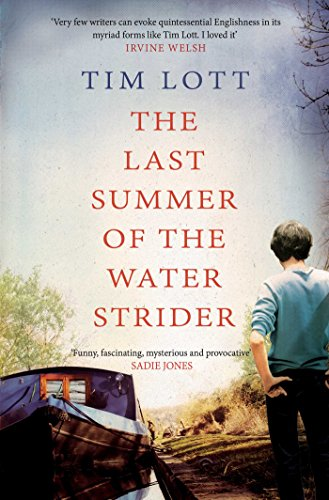 9781847393333: The Last Summer of the Water Strider