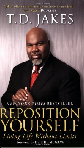 9781847394217: Reposition Yourself: Living Life without Limits