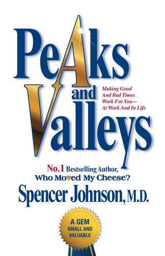 9781847396488: Peaks and Valleys: Making Good and Bad Times Work for You - At Work and in Life
