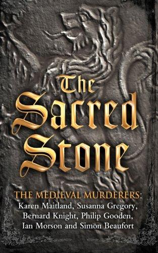 9781847398321: The Sacred Stone