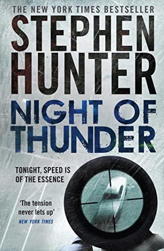 Night of Thunder: Hunter, Stephen