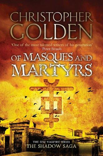 9781847399267: Of Masques and Martyrs (Shadow Saga)