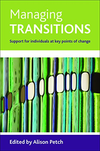 9781847421791: Managing Transitions: Support For Individuals At Key Points Of Change