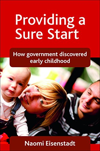 9781847427298: Providing a Sure Start: How Government Discovered Early Childhood