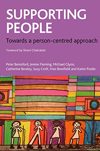 9781847427625: Supporting People: Towards a Person-Centred Approach