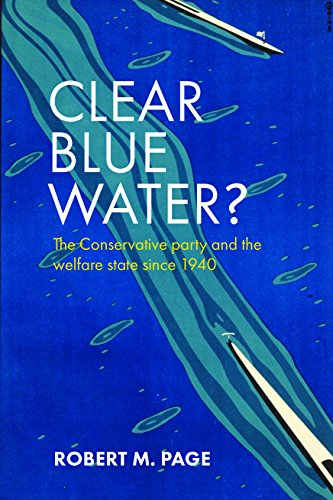 9781847429865: Clear Blue Water?: The Conservative Party and the Welfare State Since 1940