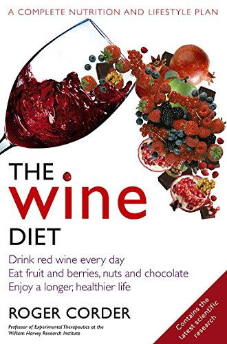 9781847440037: The Wine Diet