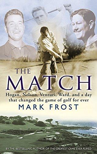 9781847441638: The Match