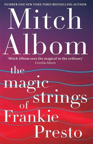 9781847442277: The Magic Strings of Frankie Presto