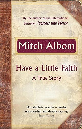 Have a Little Faith: Mitch Albom