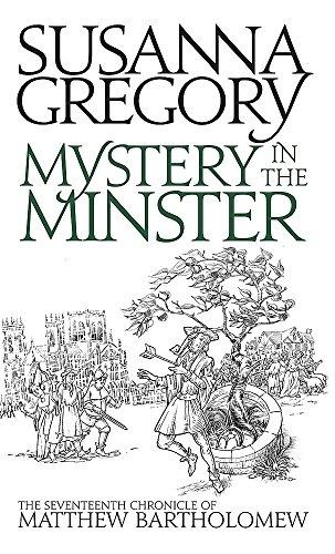 9781847442970: Mystery in the Minster (Matthew Bartholomew Chronicles)