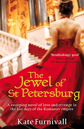 9781847443328: The Jewel of St Petersburg (Russian Concubine)