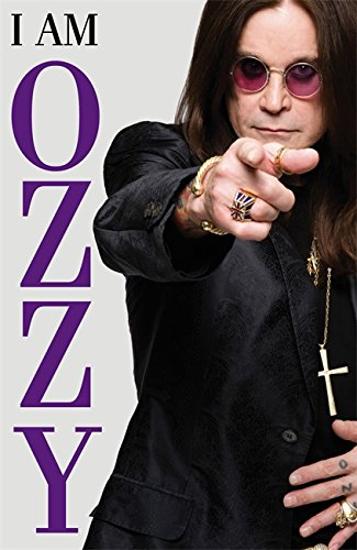 I AM OZZY : THE AUTOBIOGRAPHY - SIGNED BOOKPLATE, FIRST EDITION FIRST PRINTING.
