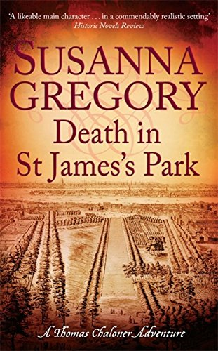 Death in St James's Park (Exploits of Thomas Chaloner)