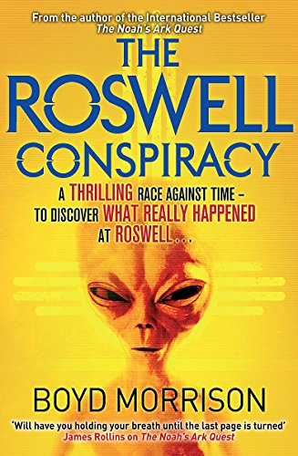 9781847445384: The Roswell Conspiracy