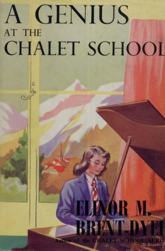 9781847450241: A Genius at the Chalet School - No.35