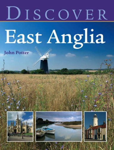 9781847461414: Discover East Anglia (Discovery Guides)