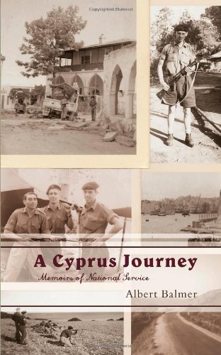 9781847483355: A Cyprus Journey: Memoirs of National Service