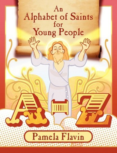 9781847485335: An Alphabet of Saints for Young People