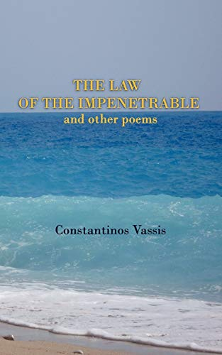 The Law of the Impenetrable: Constantinos Vassis