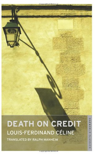 9781847490414: Death on Credit (Oneworld Classics)
