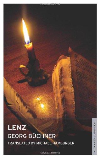 9781847490858: Lenz (Oneworld Classics)
