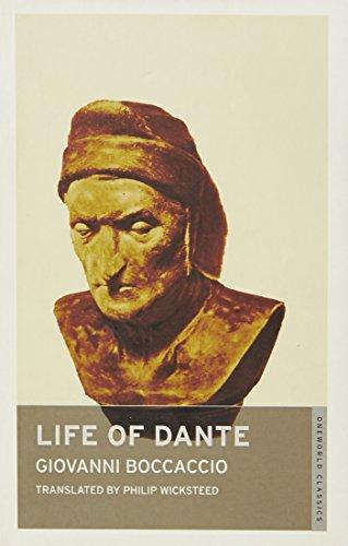 9781847490919: Life of Dante (Oneworld Classics)