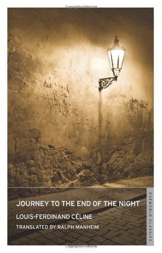 9781847491183: Journey to the End of the Night