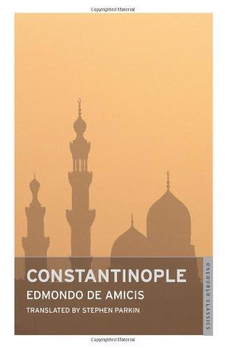 Constantinople: De Amicis, Edmondo