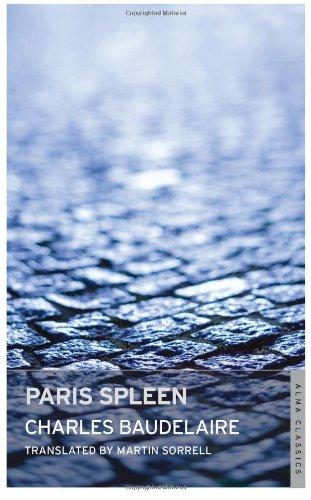 Paris Spleen: Charles Baudelaire