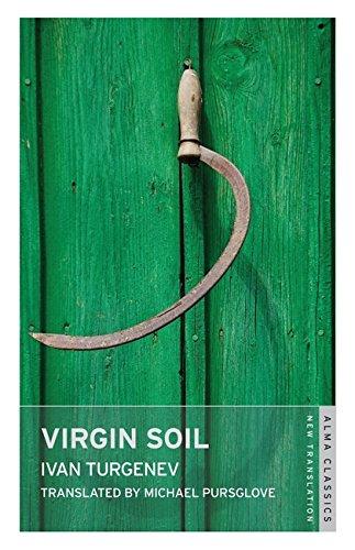 Virgin Soil: Turgenev, Ivan