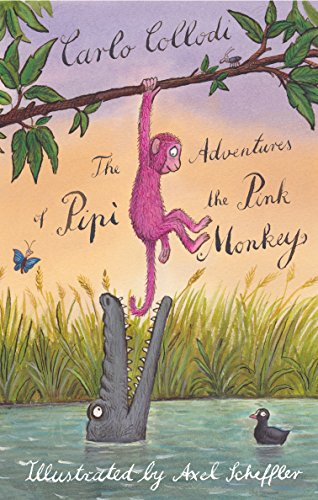 9781847495594: The Adventures of Pipi the Pink Monkey