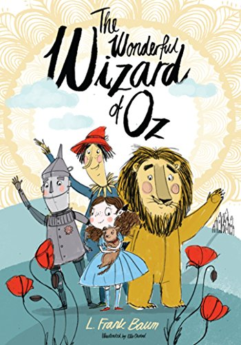 9781847495778: The Wonderful Wizard Of Oz (Alma Childrens Classics)