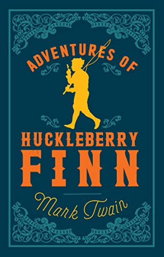 9781847496027: The Adventures of Huckleberry Finn (Evergreens)