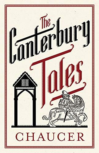 9781847497413: The Canterbury Tales (Alma Classics Evergreens)
