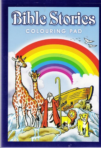 9781847504562: Bible Stories Colouring Pad