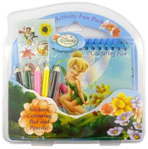 9781847506627: Disney Fairies Fée Clochette: l'activité de voyage amusant mini-paquet