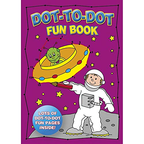 9781847506894: DOT-TO-DOT FUN BOOK, assorted designs picked at random